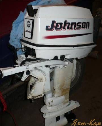 лодочные моторы джонсон 2005 года