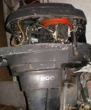 подвесной мотор меркурий иркутск