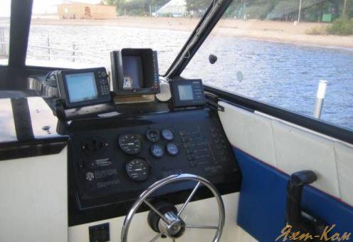 выбор эхолота для катера