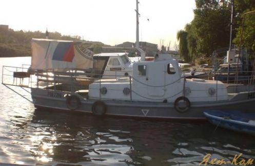 катера советские рыболовные