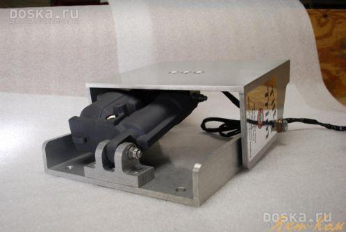 Подъем лодочного мотора 145