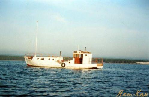 Продается МСП - 40.  Местонахождение - Петрозаводск, Онежское озеро.