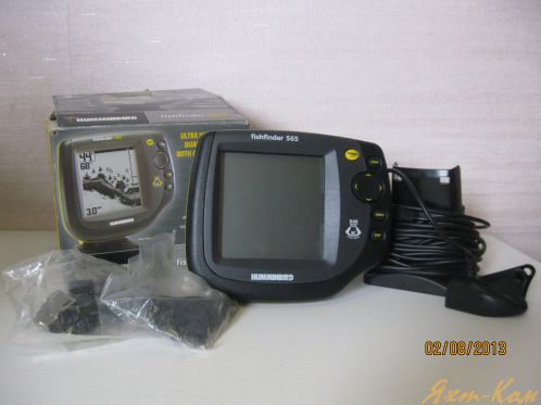 эхолоты humminbird fishfinder-565