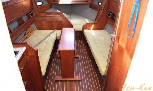 лодка калипсо 380
