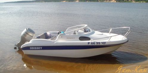 Пластиковые лодки и катера