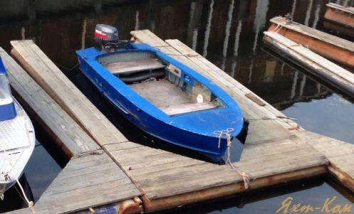 спустить лодку на воду в самаре