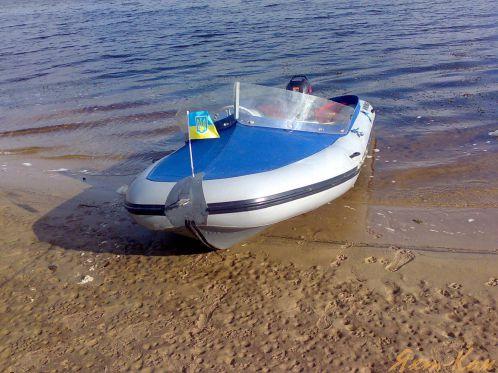 лодки из неопрена и хипалона