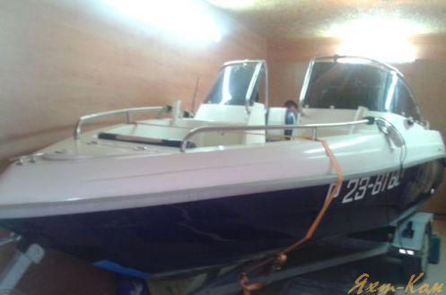 лодка стрелка open