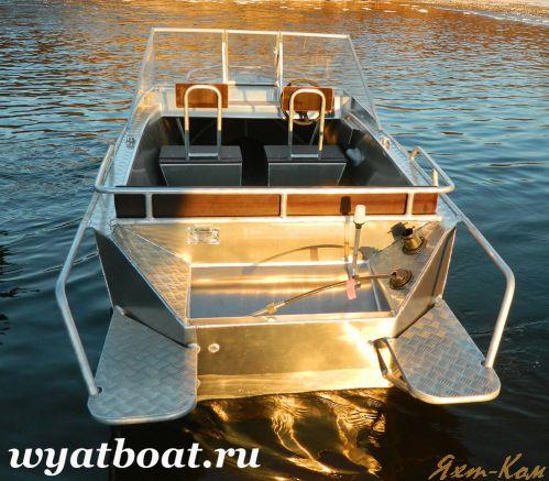 воронеж производство моторных лодок