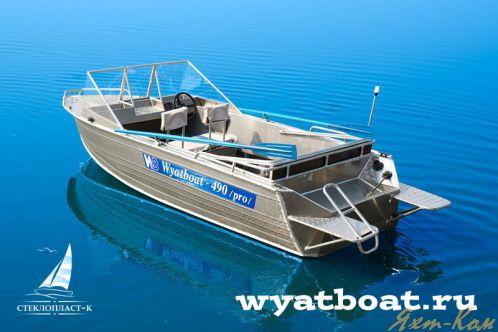 лодки вятбот официальный сайт производителя