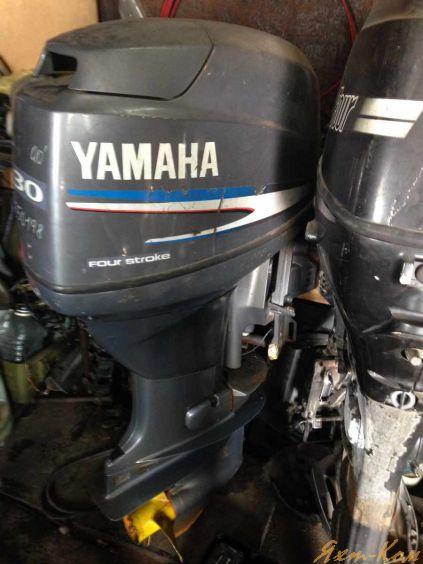 купить лодочный мотор ямаха в сыктывкаре
