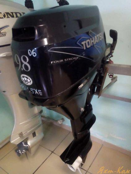 купить лодочный новый мотор во владивостоке