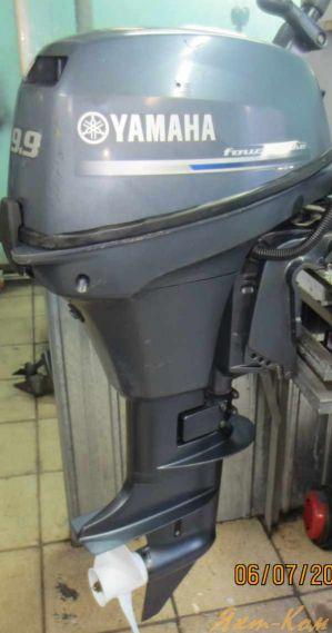 купить лодочный мотор бу в алтайском крае