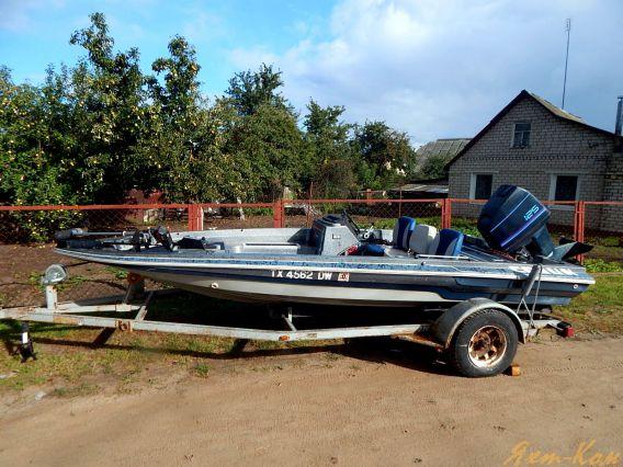 cajun лодка