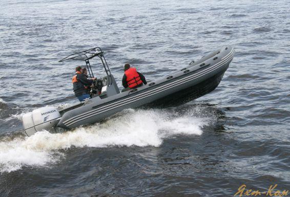 иностранные лодки риб
