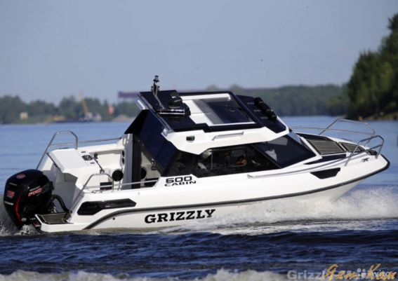 Продам Катер GRIZZLY 600 cabin (2017)