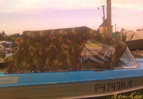 Предлагаю Тенты и дуги на лодки от производителя за 3 000 руб