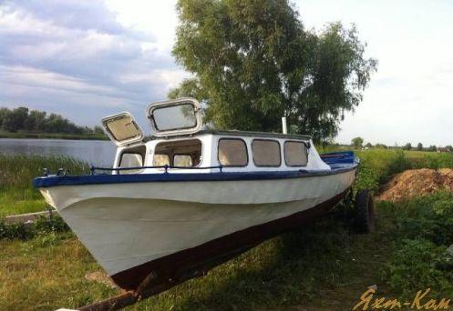 гулянка лодка саратов продажа