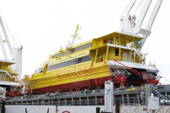 морские скоростные суда катамараны: