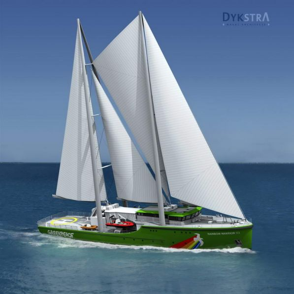 Greenpeace Rainbow Warrior III