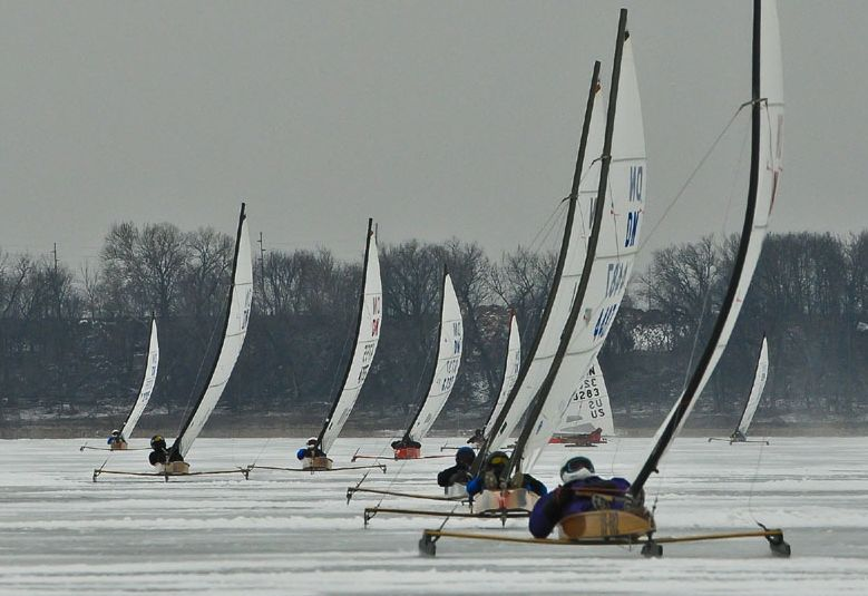 2011 International DN Ice Yacht Racing Association Gold Gup Championship