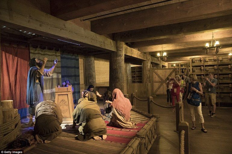 Ноев ковчег в  Ark Encounter