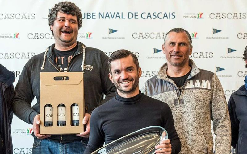 Cascais Dragon Winter Series 2017