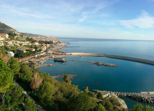 Ventimiglia - новая марина Монако