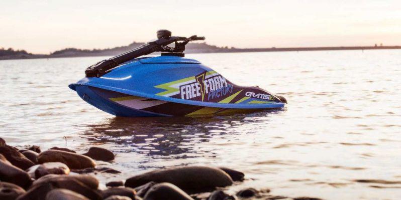 Электро гидроцикл FFF Gratis X1
