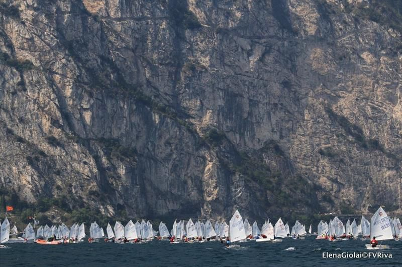 Lake Garda Optimist Open 2017
