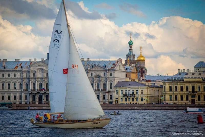 Балтийская яхтенная неделя 2017