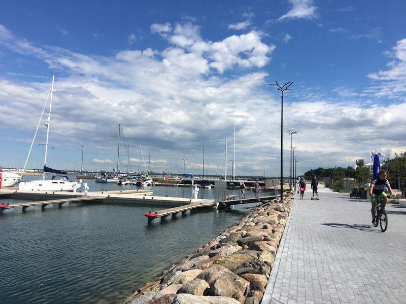 Марина Haven Kakumae Таллинне