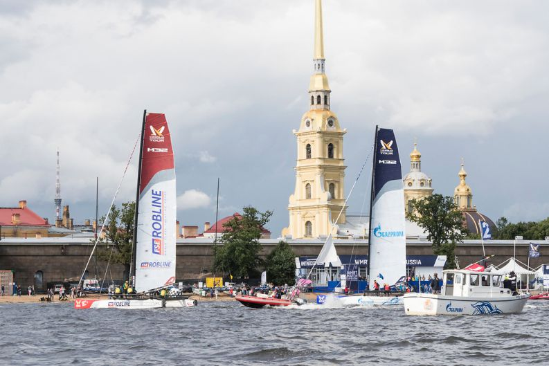 World Match Racing Tour - Match Cup Russia