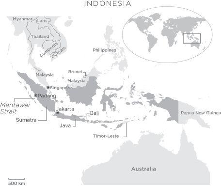 Один: упавший за борт в Индийском океане