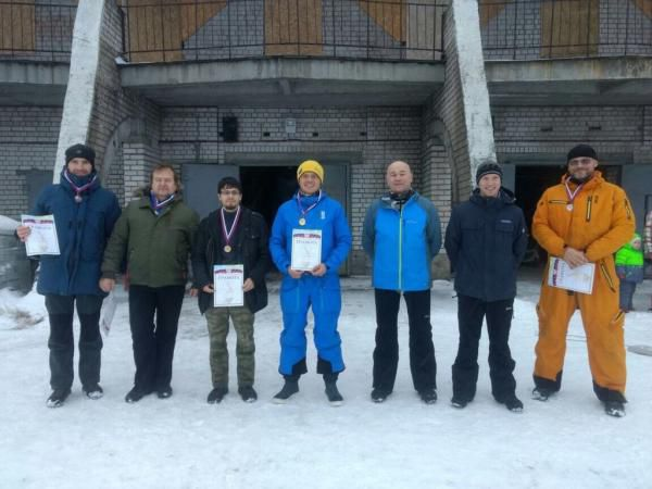 Рождественская регата 2017 в Архангельске