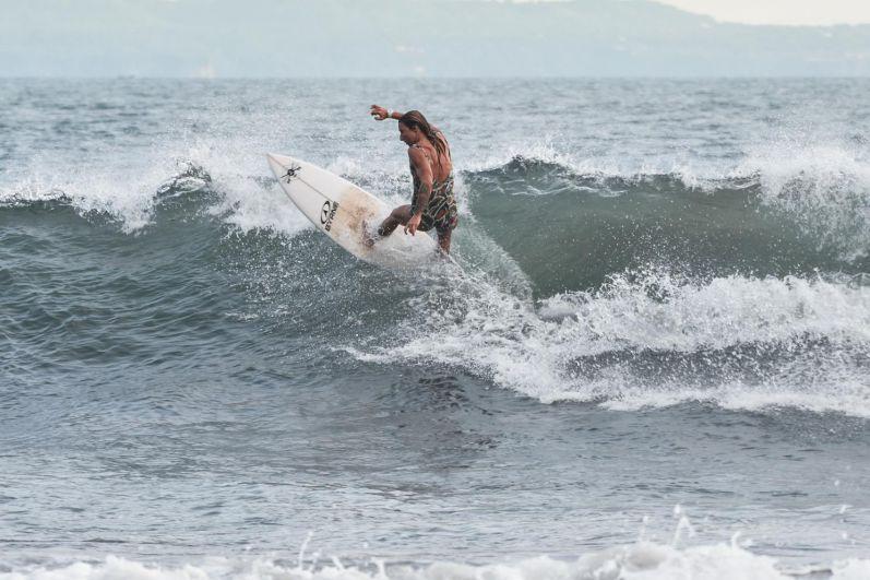 Соревнования по сёрфингу в Панаме
