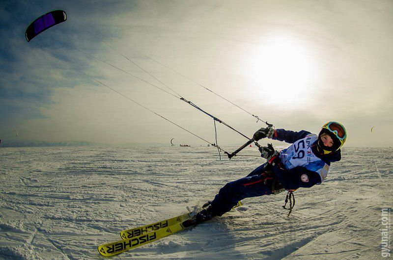 SNOWKITE WORLD CUP IKA